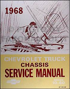 1968 Chevrolet 10