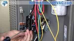 American Standard Compressor Wiring Diagram : how to replace a contactor relay hvac a c contactor ~ A.2002-acura-tl-radio.info Haus und Dekorationen