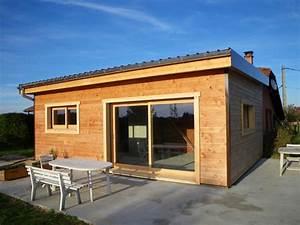 Maison En Bois En Kit Tarif : bois kit habitable ~ Premium-room.com Idées de Décoration