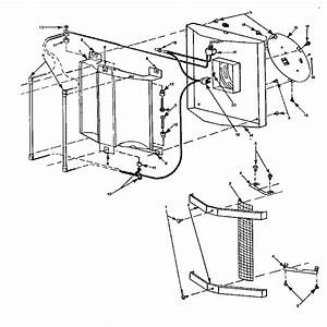 Kenmore 8645832 Space Heater Parts