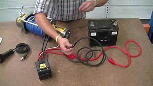How To Wire A 12v Winch - Sherpa 4x4  U0026quot The Colt U0026quot