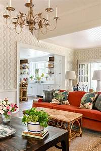 Tour, A, Family, Home, With, Maximalist, Southern, Style