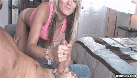 Pervert Evita Pozzi Tease Her Son hope harper finishes the job