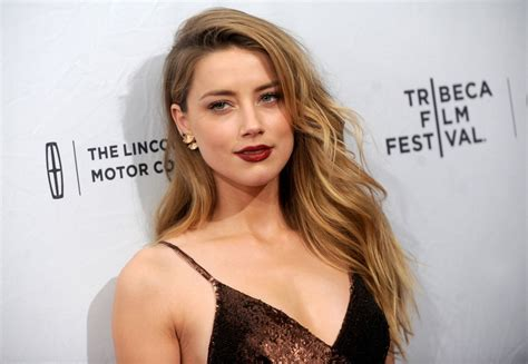 Amber Heard: dasymbol a Johnny Depp 6 curiosità sull
