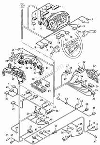 Individual Parts  Central Wiring Set Audi A2  A2  2004