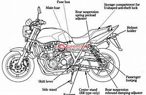 Free Download  2006 Honda Cb 1300 Oweners Manuals