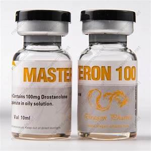 Buy Masteron 100  Drostanolone Di