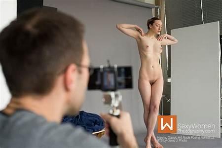 Studio Photography Teen Nude