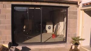 Comment Poser Une Porte A Galandage En Renovation : comment poser une baie vitr e how to put a bay window ~ Melissatoandfro.com Idées de Décoration