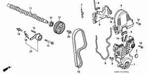 97 Civic Engine Diagram
