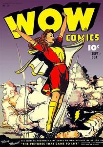 Superhero, Comics