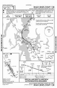 Boeing Field Approach Charts