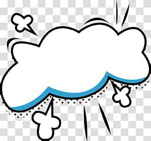 Quadrinhos Balão de fala Quadrinhos livro Diálogo nuvem