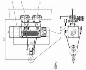 45 T Electric Crane