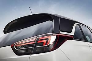Opel Crossland X Fiche Technique : fiche technique opel crossland x 1 2 turbo 110ch ecotec innovation l 39 ~ Medecine-chirurgie-esthetiques.com Avis de Voitures