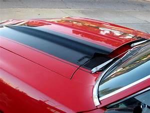 1969 Chevrolet Camaro Z28 Cowl Induction