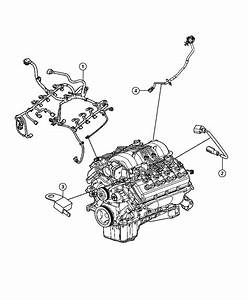 2012 Dodge Challenger Wiring Engine