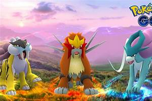 Pokémon Go's new legendary dog trio are out now - Polygon  Legendary