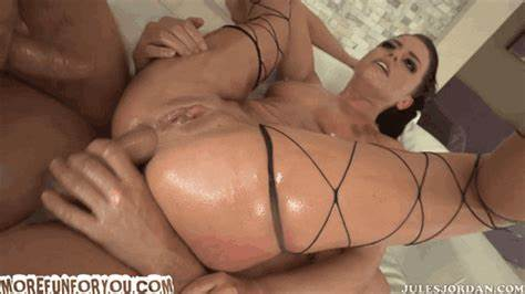 Adriana Chechik Punished With Tough Penis And Creampie