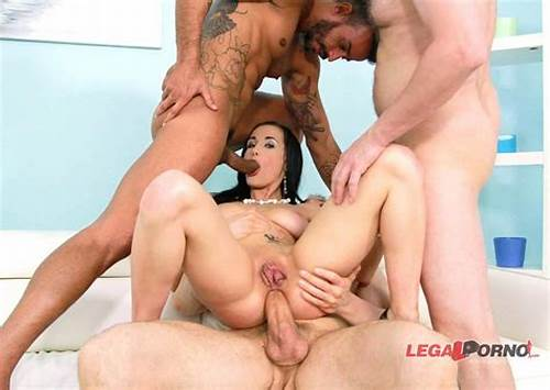 Slender Teenage Gang Porn #Viola #Bailey #Gangbang