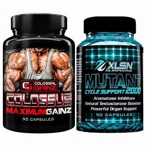 Colossal Gainz Colossus