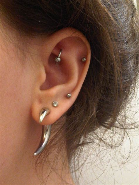 Me, myself and I: My Piercing Collection