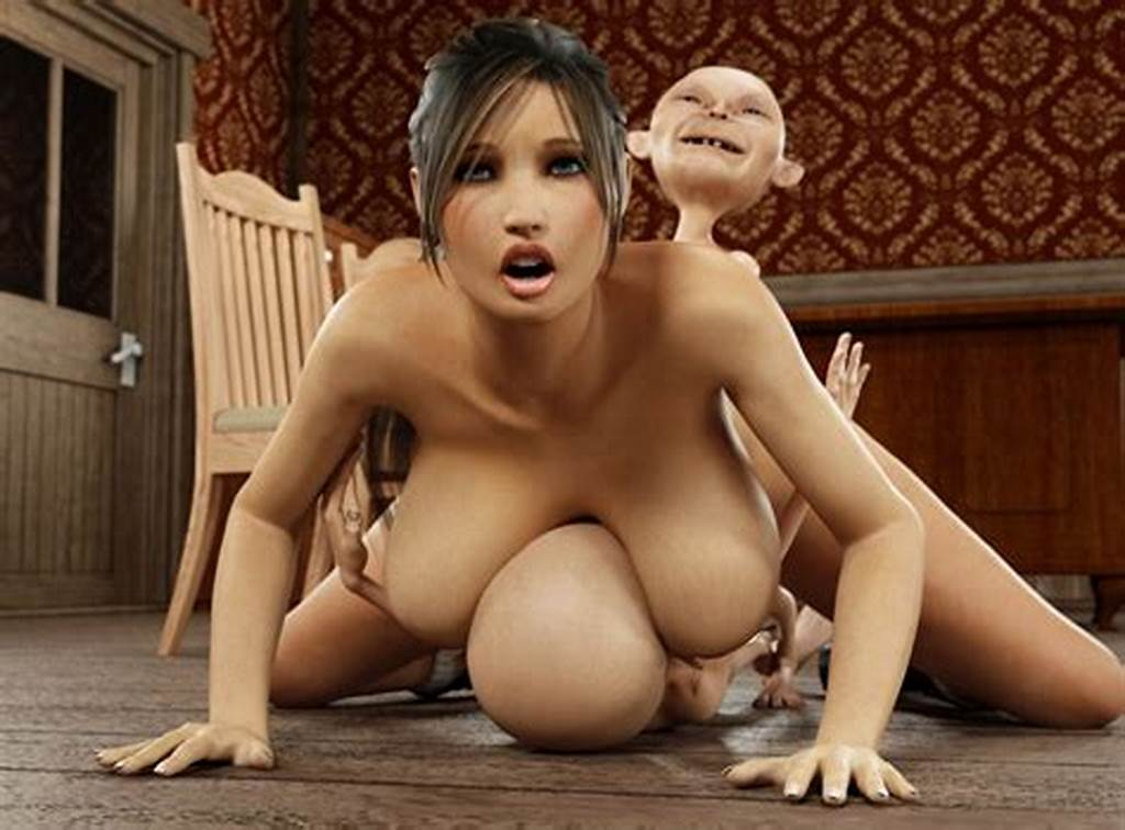 #3D #Porn #Monster #Pics #3D #Chick #Is #Destroyed #Analy