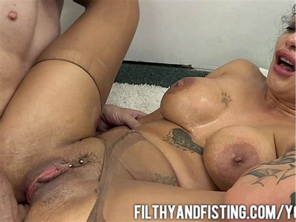 #This #Secretary #Gets #Boxed #And #Fisted