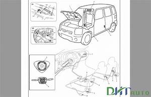 Suzuki Wagon R   Rb310  Rb413  Rb413d  Service Manual