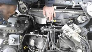 Removing Thermostat 2001 Lincoln Ls V6