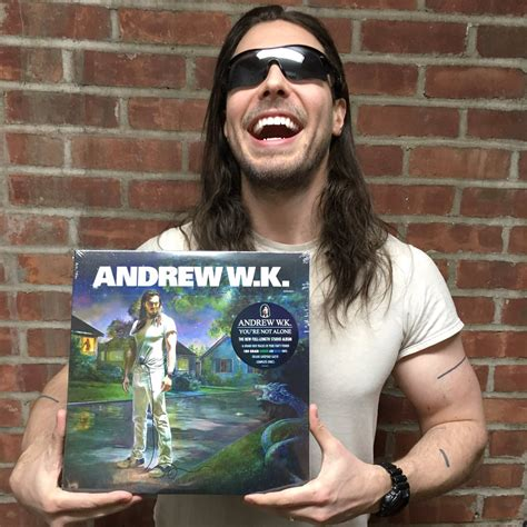 "See more of donald tardy (official) on facebook. ANDREW W.K. on Twitter: ""My new album is officially out ..."