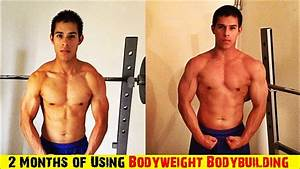 Bodyweight Bodybuilding Review   My Muscle Transformation