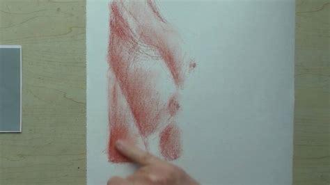 foto de Seins de profil Les dessins à la sanguine de Philippe