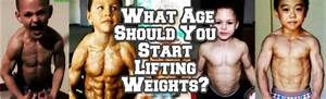 What Age Should You Start Lifting Weights   U2014 Lee Hayward U0026 39 S Total Fitness Bodybuilding