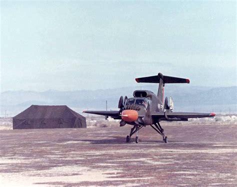 Ryan XV-5 Vertifan (1964) was a jet-powered V/STOL ...