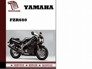 Yamaha Fzs600 Repair Manual 1998 1999 2000 2001 2002 2003