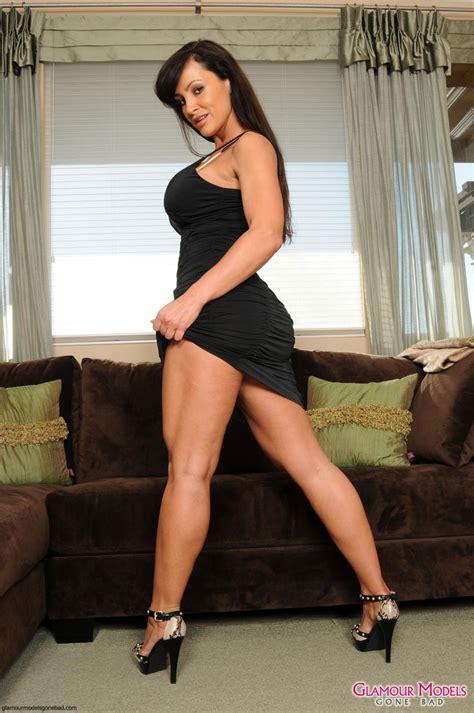 Lisa ann sexy tight dress