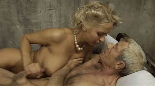 Her Firsttime Time Cunt Orgasm Ejaculation In Deepthroats #Lucky #Old #Man