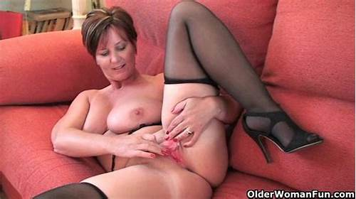 Undies Booty Cunt Clapping Kinky Youthful Lady #British #Granny #Joy #Spreads #Her #Fuckable #Pussy