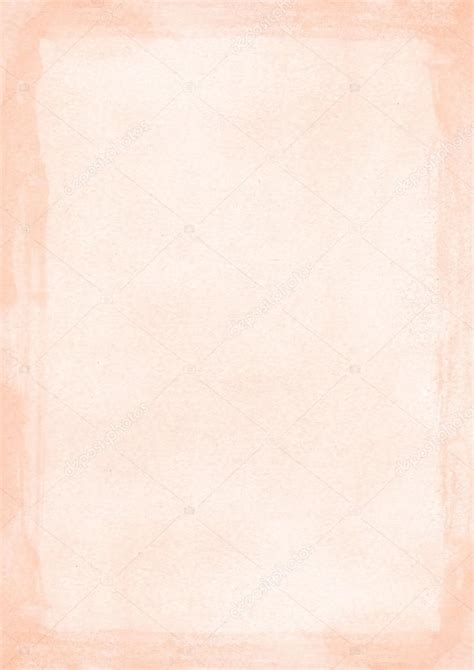 Vertical orange A4 size retro style paper background
