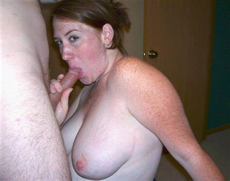 Red Haired Milf Dick With Facialed