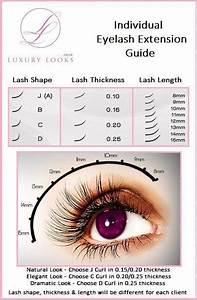 Image Result For Eyelash Extension Guide  Paratodalavida