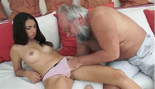 Grandpa Fucking A Tity Youthful Uncovered