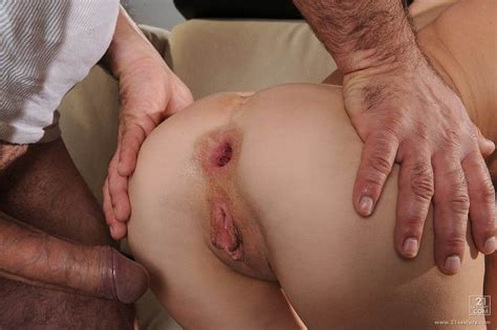 #Sandra #Luberc #Takes #Huge #Cock #Deep #In #Her #Tight #Ass