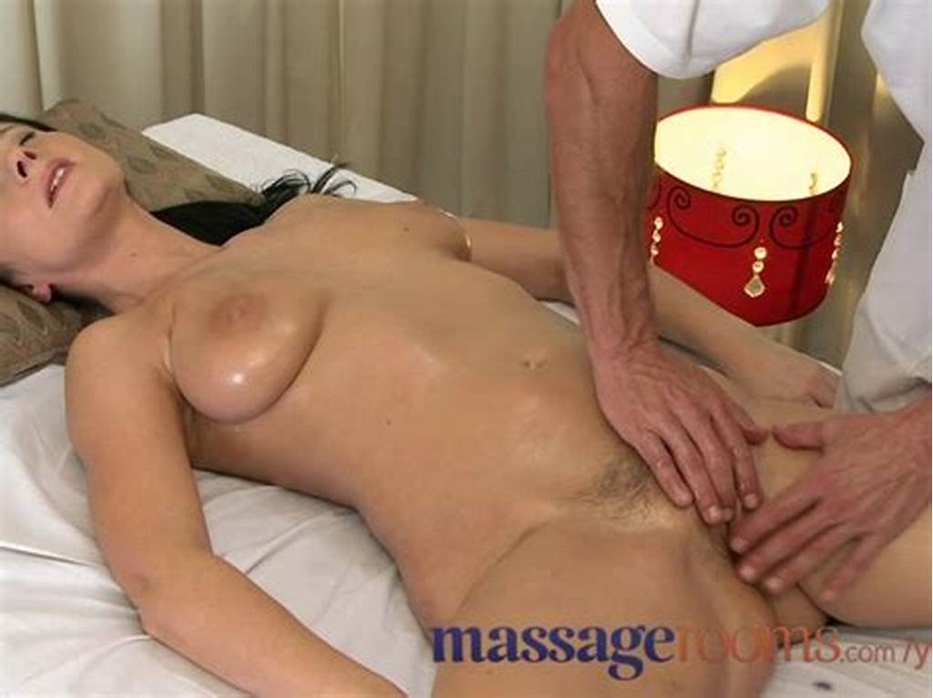 #Massage #Rooms #Milf #Hairy #Pussy #Gets #Stretched #And #Creamed