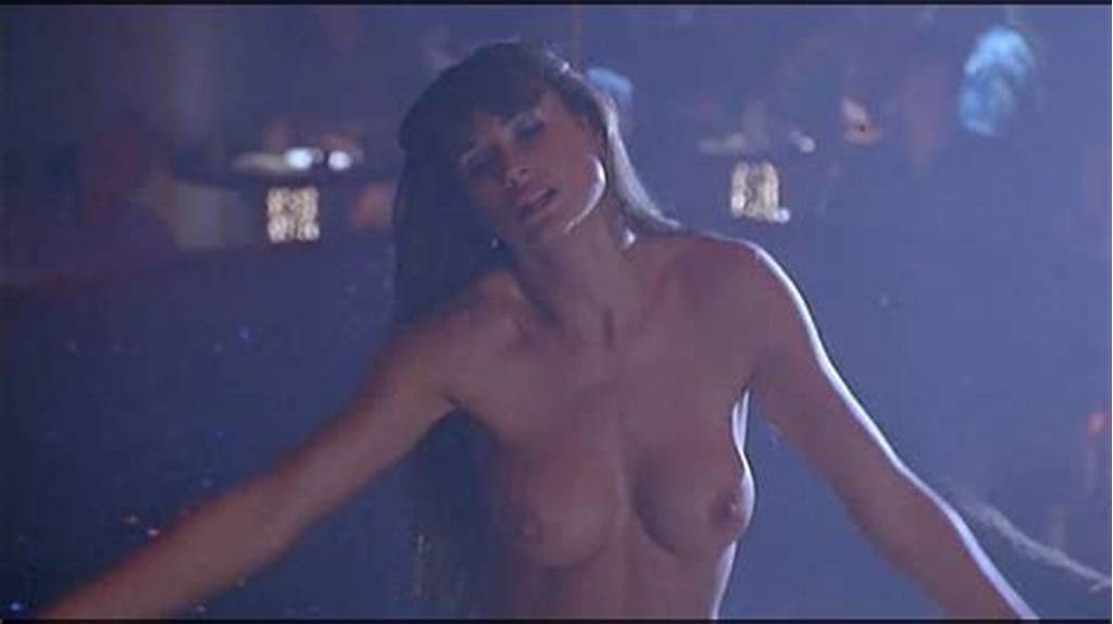 #Demi #Moore #Nude #Boobs #In #Striptease #Movie