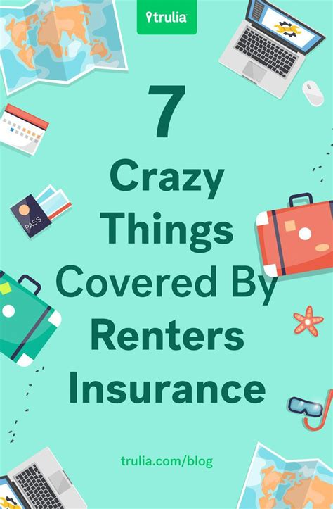 As a commercial landlord, you have two important duties: What Does Renters Insurance Cover? 7 Surprising Things - Real Estate 101 - Trulia Blog   Tenant ...