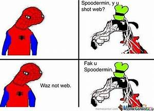 Spooderman Memes. Best Collection of Funny Spooderman Pictures