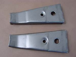 M 8394A Fog Lamp Bar Brackets 66 For 1966 Ford Mustang (M8394A) – Larry's Thunderbird & Mustang ...