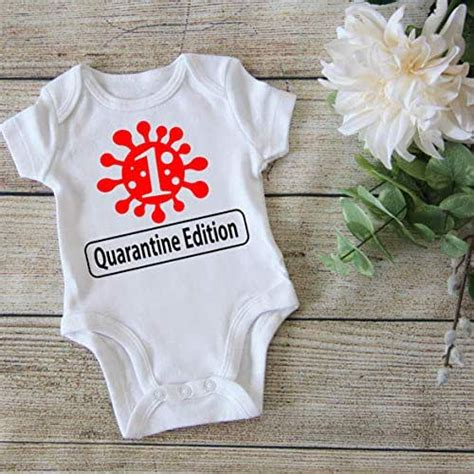 4.8 out of 5 stars 130. Amazon.com: First Birthday Onesie for Boy or Girl - Funny ...